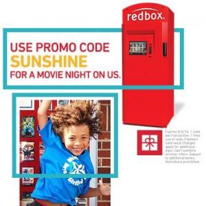 redbox free movie