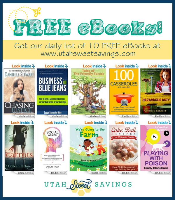 10 free ebooks5 10 FREE eBooks! Cake Ball Recipes, Business in Blue Jeans, Were Going To The Farm, MORE!