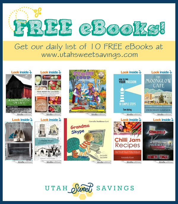10 free ebooks6 10 FREE eBooks! Stone Soup, Grandma Skype, How To Find Your Passion, MORE!