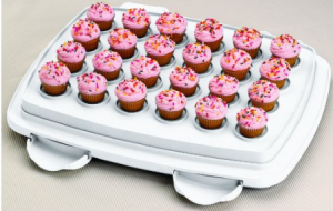 148 300x190 Cupcake Caddy and Carrier $14.44 (Reg $33)