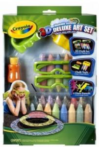 161 202x300 Crayola 3D Deluxe Art Set $14.07 (Reg. $23.33)