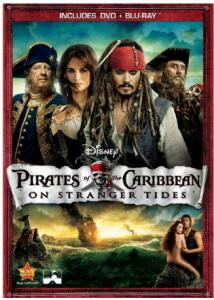 162 214x300 Pirates of the Caribbean: On Stranger Tides Blu ray/DVD Combo $7.69 (Reg. $26.50)