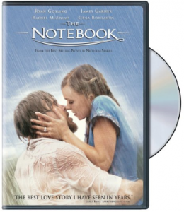 166 260x300 The Notebook on DVD $3.99!