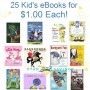 25 Kid's eBooks