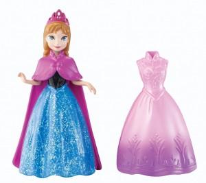 Anna Magiclip Doll