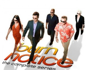 Burn Notice The Complete Series 300x247 Burn Notice: The Complete Series on DVD for $49.99 (Reg $149.98) *Today Only*