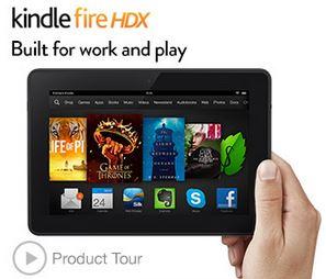 Certified Refurbished Kindle Fire HDX 7