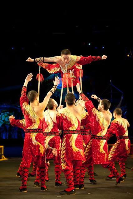 Circus China