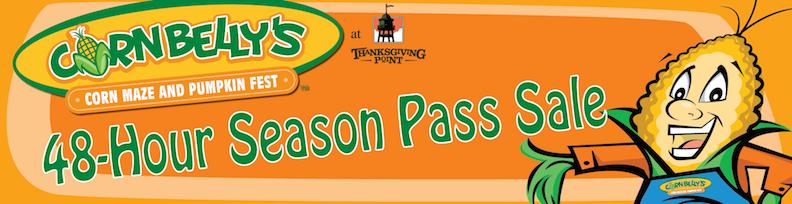 Cornbellys Discount Cornbellys 2014 Season Pass Discount $19.99 (Reg $34.95)
