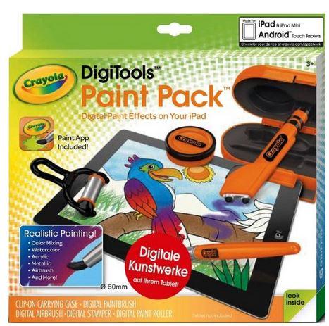 Crayola DigiTools Crayola DigiTools Paint Pack $13.19 (Reg. $39.99)