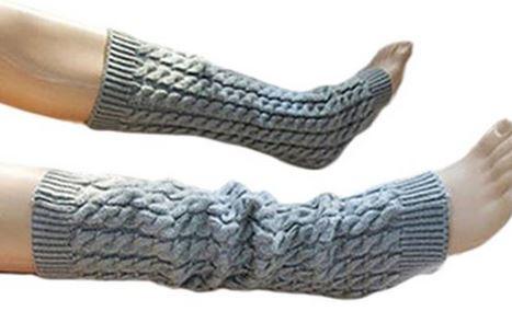 Crochet Leg Warmers Legging