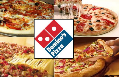 Dominos Pizza $10 eGift Card to Dominos Pizza for only $5!!