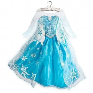 Elsa 3 300x300 Anna and Elsa Dresses $14.38 Free Shipping!  *Last Chance for Halloween!