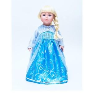 Elsa Doll Dress