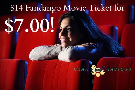 Fandango Movie Ticket Deal
