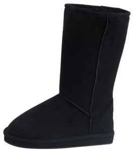 Faux Sheepskin Boot