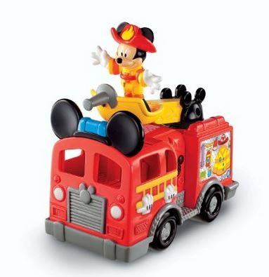Fisher-Price Disney's Mickey's Fire Truck