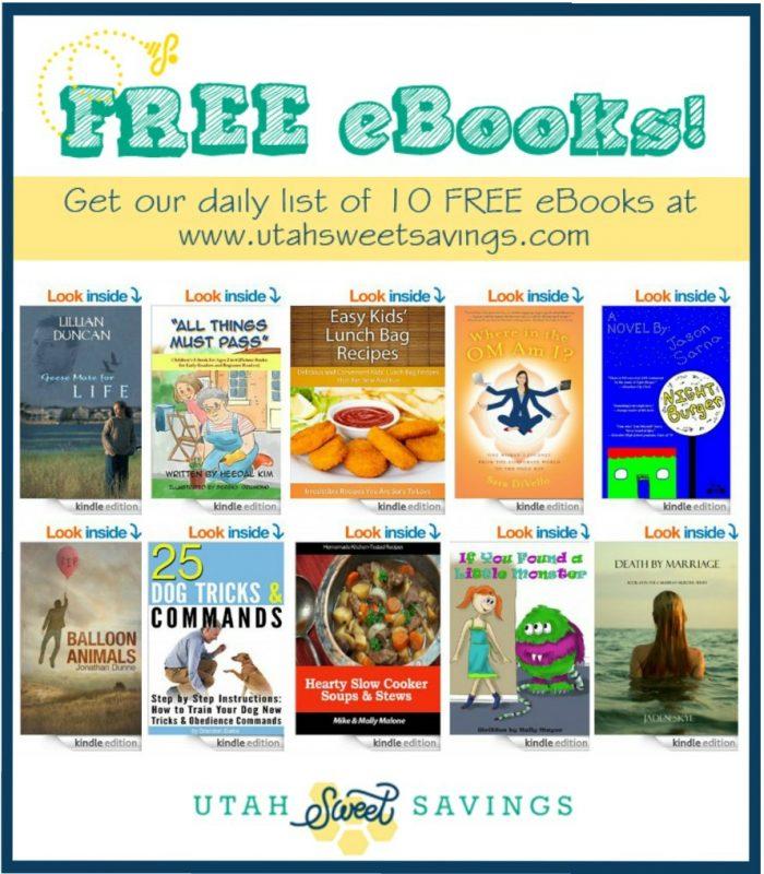 Free eBooks Sep 15