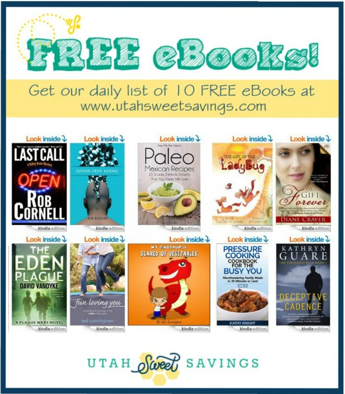 Free eBooks Sep 16