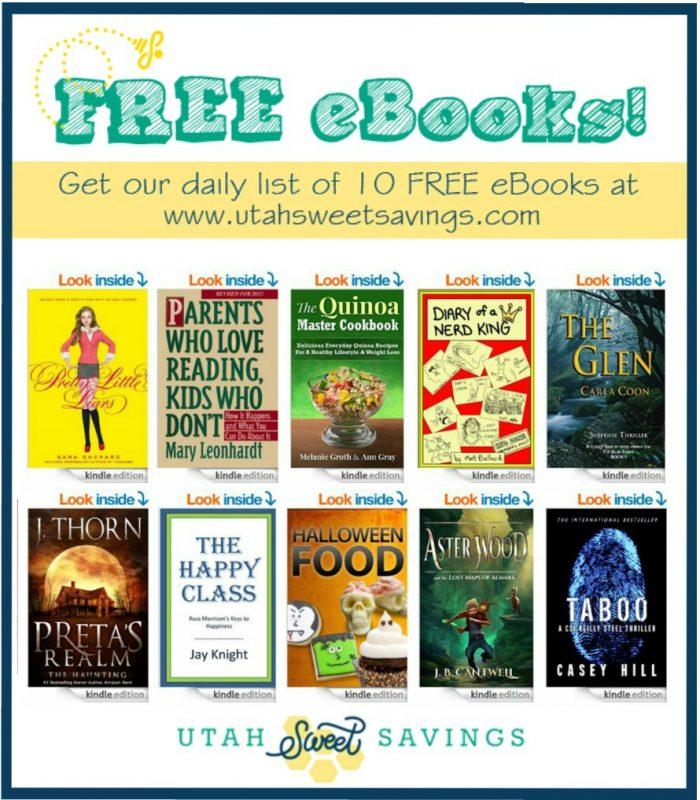 Free eBooks Sep 17