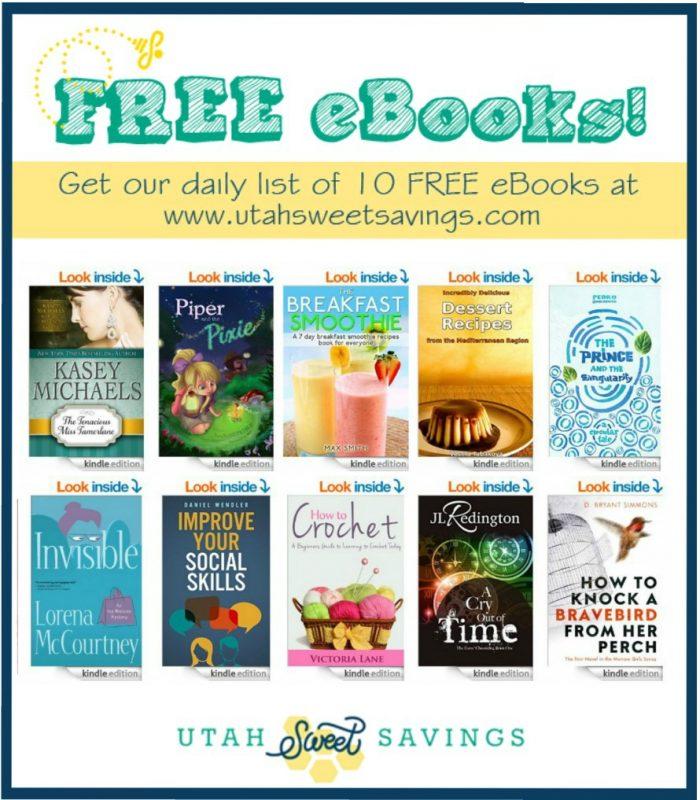 Free eBooks Sep 22