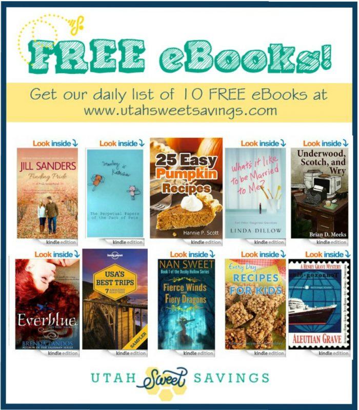Free eBooks Sep 23