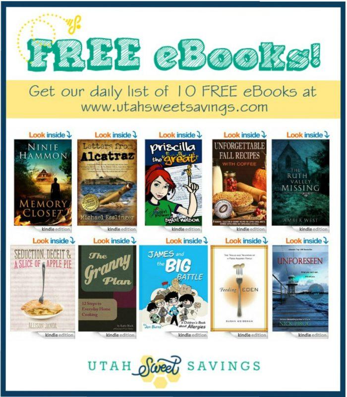 Free eBooks Sep 27