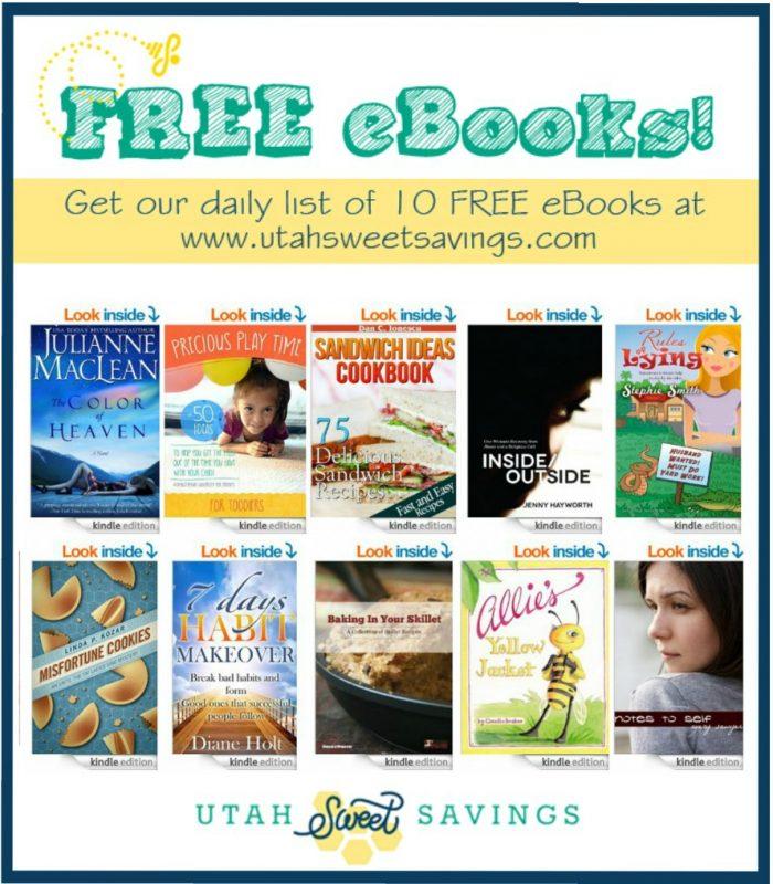 Free eBooks Sep 7