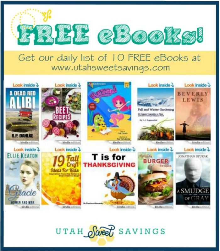 Free eBooks Sep 8