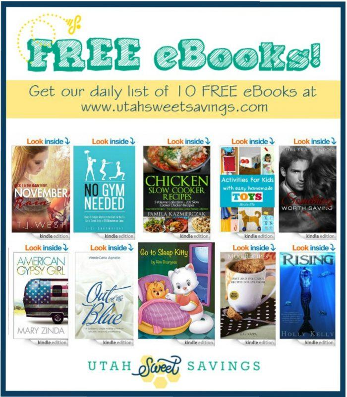 Free eBooks Sep 9