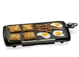 Griddle 300x216 Presto Cool Touch 20 in. Electric Griddle $13.99 (Reg $39.99) *Love This*
