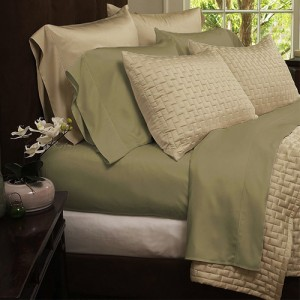 Organic Bamboo Bed Sheets 4 Piece Set From 27 99 Shipped Full