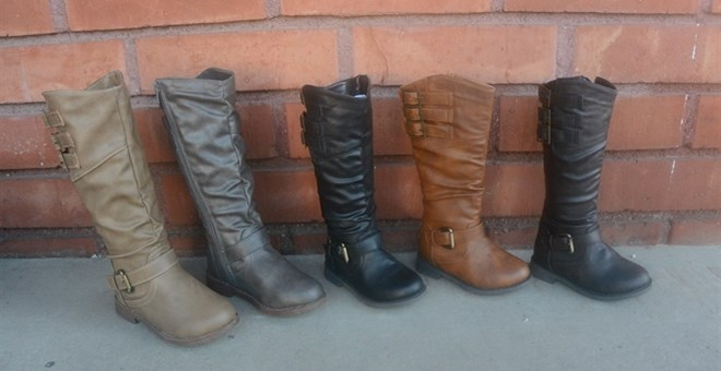 Infant & Girls Riding Boots