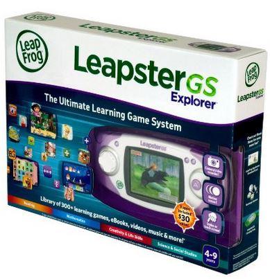 LeapFrog Leapster GS Explorer (Pink)