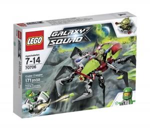 Lego Galaxy Squad Crater