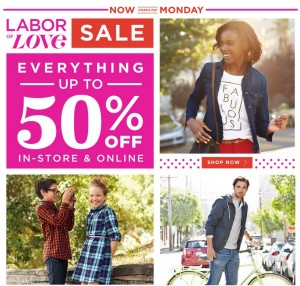 Old Navy Old Navy: 50% off + 20% off! Tops as low as $2.00, Dresses $6.38, Shorts $7 and MORE!