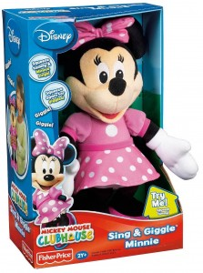 Sing and Giggle Minnie