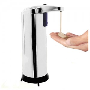 Stainless Steel Motion Activated Soap Dispenser