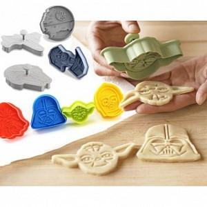 Star Wars Cookie Cutter 8 Piece Set