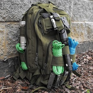 Tactical MOLLE Backpack