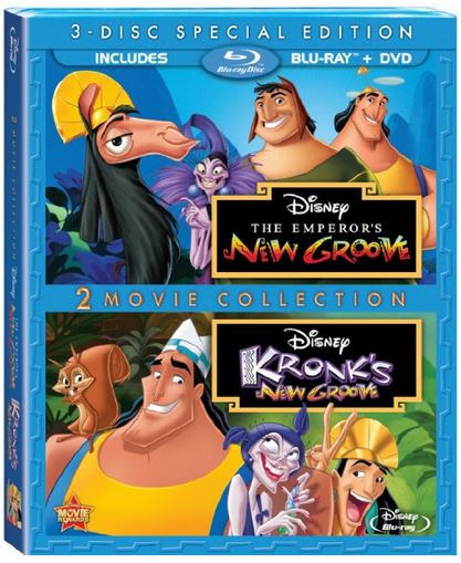 The Emperor's New Groove  Kronk's New Groove
