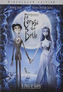 Time Burton Corpse Bride