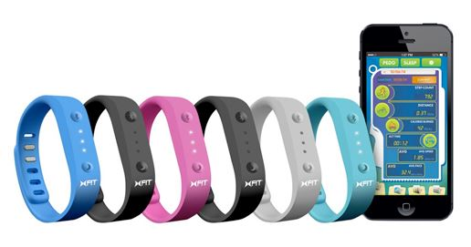 Xtreme XFit Bluetooth Fitness Bands