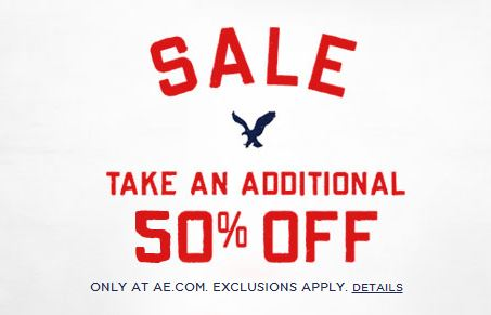 american eagle ae outfitters sale