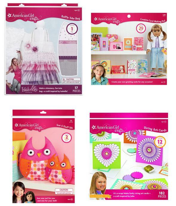 american girl crafts sale