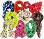 animal print scarves