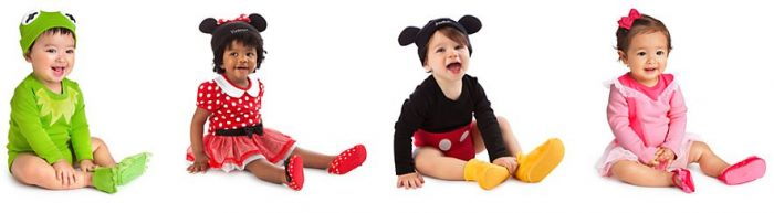 baby costumes disney store