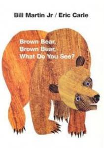 brwon bear brown bear
