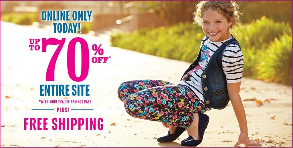 childrens place sep 8 sale