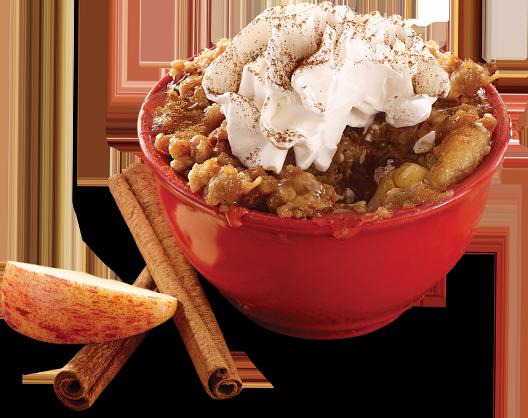 cinnamon apple crisp Arbys:  Free Cinnamon Apple Crisp